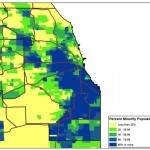 Chicago Minority Population Shifts
