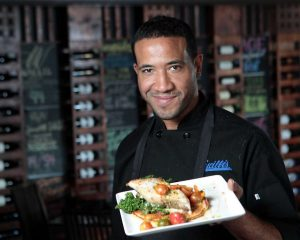 Chef Chris Williams of Lucille's