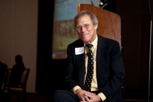 Dr. Stephen Klineberg, founder of Rice University's Kinder Institute