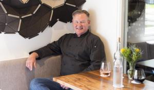 Bistro Menil Chef Greg Martin